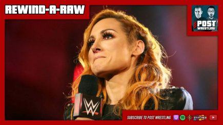 Rewind-A-Raw 5/11/20: Becky Lynch Pregnant, Brand Invitations, The Last Ride