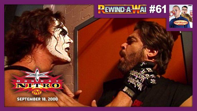 REWIND-A-WAI #61: WCW Monday Nitro (Sept. 18, 2000)
