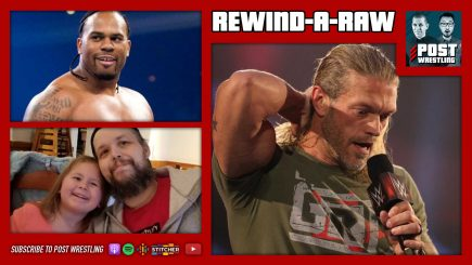 Rewind-A-Raw 5/18/20: Shad Gaspard, Larry Csonka, WWE Raw, Last Ride Ep. 2