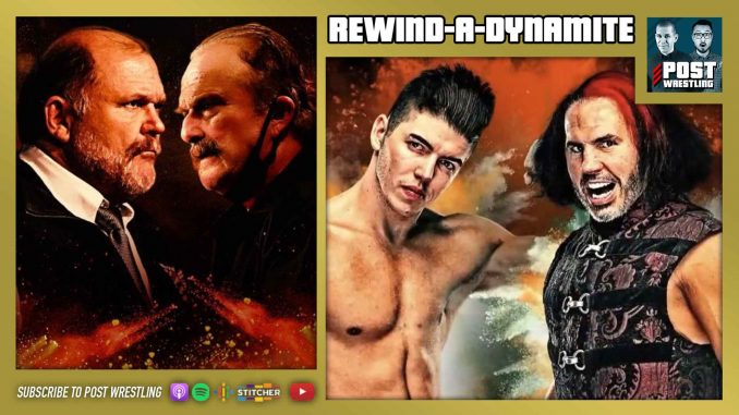 Rewind-A-Dynamite 5/20/20: Double or Nothing Go-Home, Shad Gaspard