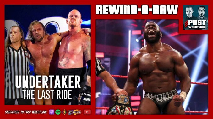 Rewind-A-Raw 5/25/20: Standing Room Only, Last Ride Chapter 3