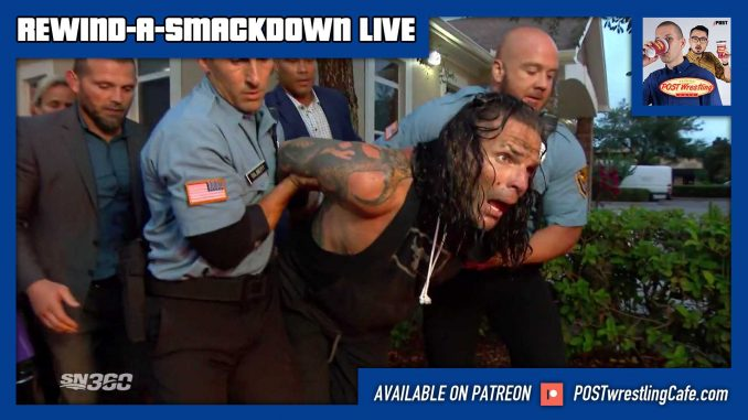 RASD 5/29/20: Jeff Hardy Hit-and-Run, Matt Riddle to SmackDown