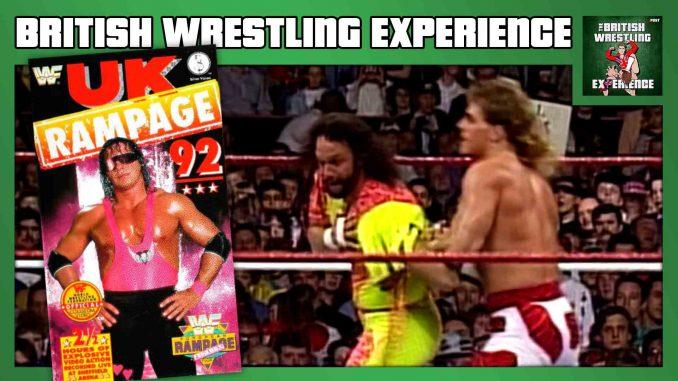 BWE Retro Edition: WWF UK Rampage (1992)