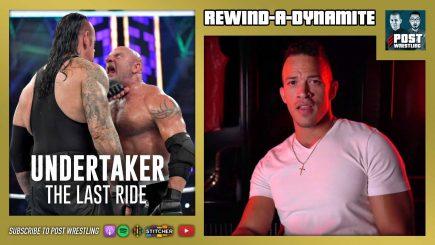 Rewind-A-Dynamite 6/17/20: Cody's Stark Contrast, WWE Tapings, Last Ride