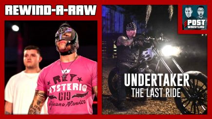 Rewind-A-Raw 6/22/20: Impact Releases, Guevara-Banks, Last Ride Finale
