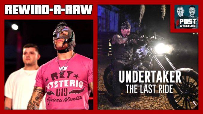 Rewind-A-Raw 6/22/20: Impact Releases, Guevara-Banks, Last Ride Finale