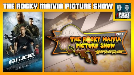 The Rocky Maivia Picture Show #18: G.I. Joe: Retaliation (2013) w/ John Siino