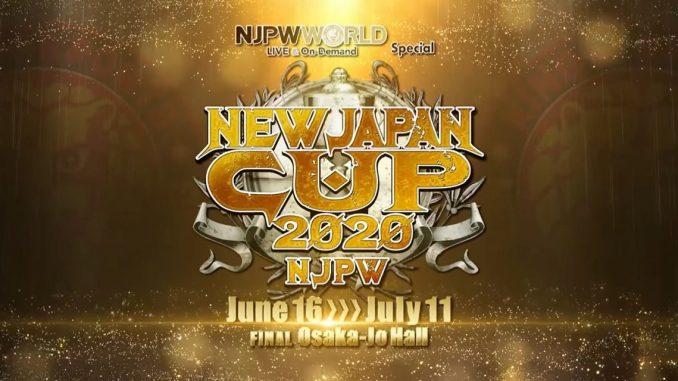 New Japan Cup Ishii Vs Desperado Hiromu Vs Honma