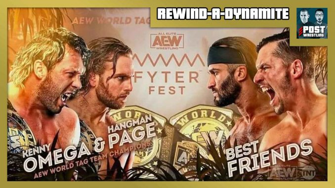 Rewind-A-Dynamite 7/1/20: AEW Fyter Fest Part 1, Moxley-Cage Delayed