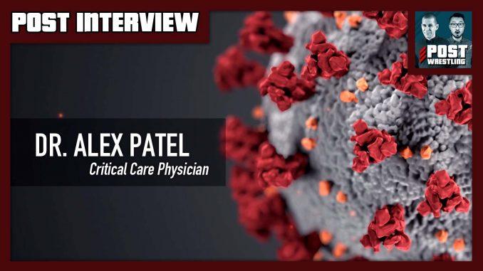 POST INTERVIEW: Dr. Alex Patel discusses latest on COVID-19