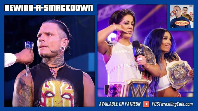 Rewind-A-SmackDown 7/3/20: WWE mask policy, EVOLVE, NXT/AEW ratings