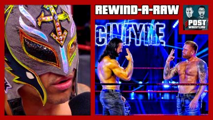 Rewind-A-Raw 7/6/20: Eye Rolling Stipulation