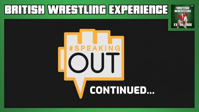 BWE: #SpeakingOut (continued), WWE releases, Matt Riddle, wXw, OTT