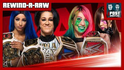 Rewind-A-Raw 7/13/20: Eye For An Eye, Kevin Owens, UFC 251 Buys