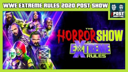 WWE The Horror Show at Extreme Rules POST Show
