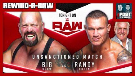 Rewind-A-Raw 7/20/20: RK-Show, Ric Flair Off Raw, BTE