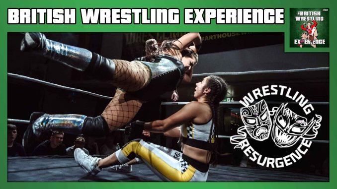 British Wrestling Experience: Wrestling Resurgence w/ Dr. Claire Warden & Sam West