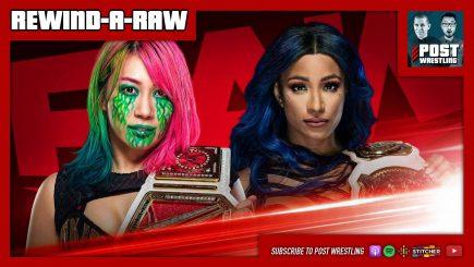 REWIND-A-RAW 7/27/20: Kairi Sane's Farewell, McIntyre vs. Orton, DDT/NOAH