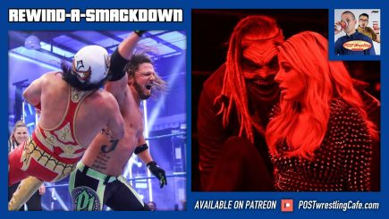 Rewind-A-SmackDown 7/31/20: WWE Q2, Mark Rollerball Rocco, SmackDown