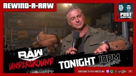 RAR 8/3/20: Raw Underground, Rock-XFL, TNT-Dynamite
