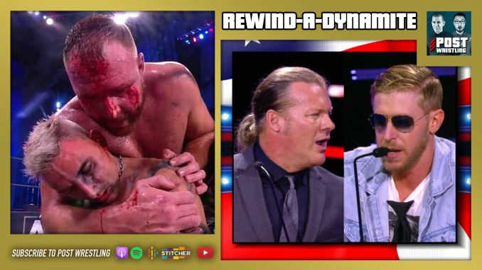 Rewind-A-Dynamite 8/5/20: Jericho-Cassidy Debate, Nick Khan-WWE, Raw Ratings