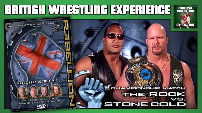 BWE Retro Edition: WWF Rebellion 2001