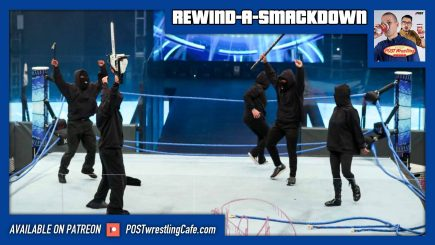 Rewind-A-SmackDown 8/7/20: RETRIBUTION, Kevin Reilly-TNT, AEW Ratings