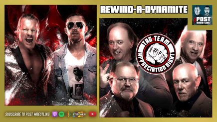 "Rewind-A-Dynamite 8/12/20: ""Orange Cassidy and the Sunkist Jacket"", Tag Team Appreciation"