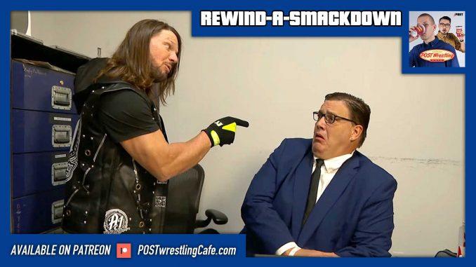 RASD 8/14/20: Strowman's Land, WWE at Amway Center