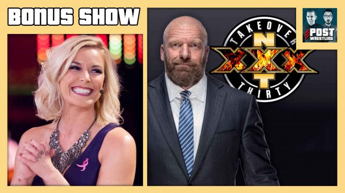 BONUS SHOW 8/19/20: Renee Young-WWE, NXT Media Call, Raw Ratings