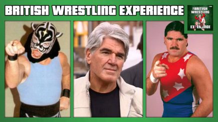"British Wrestling Experience: Mark ""Rollerball"" Rocco, WWE Network, RevPro returns"