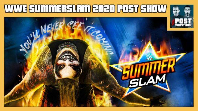 WWE SummerSlam 2020 POST Show
