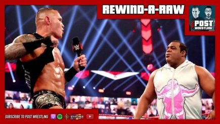 Rewind-A-Raw 8/24/20: SummerSlam Hangover, Keith Lee Debuts