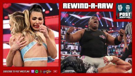 Rewind-A-Raw 8/31/20: Clash Main Event, IIconics, Brock Lesnar, Mauro Ranallo