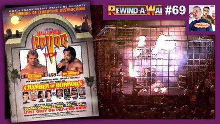 REWIND-A-WAI #69: WCW Halloween Havoc 1991
