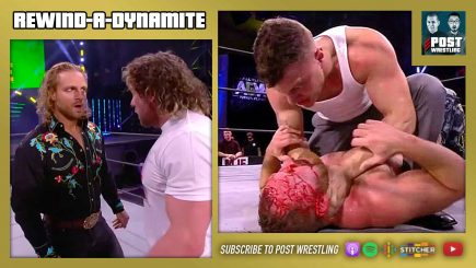 Rewind-A-Dynamite 9/2/20: All Out Go-Home, NXT Ratings, Renee Paquette