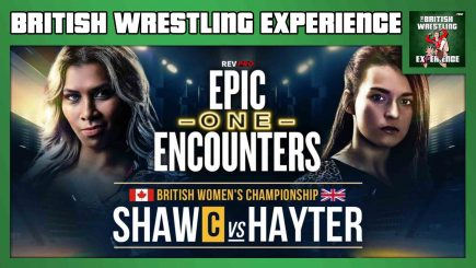 British Wrestling Experience: RevPro Epic Encounters 1, NXT UK returns, Benjamin Carter, Gabriel Kidd