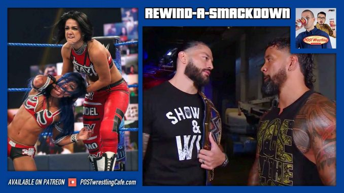 "Rewind-A-SmackDown 9/4/20: ""The Big Don"", WWE vs. Third Parties, Khan Q&A"