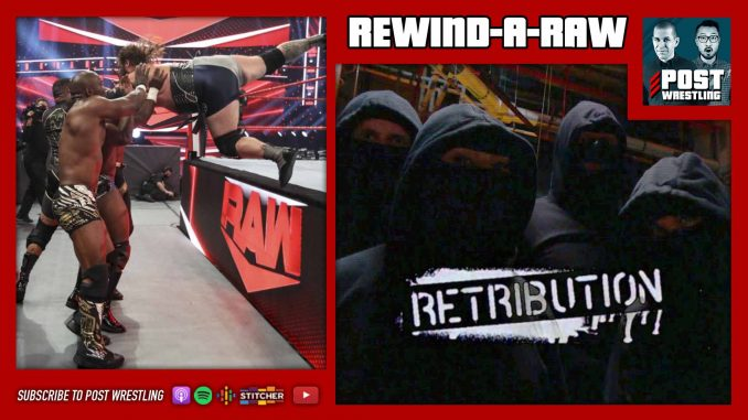 "Rewind-A-Raw 9/7/20: ""The Locusts of Contempt"", Ivar Update"