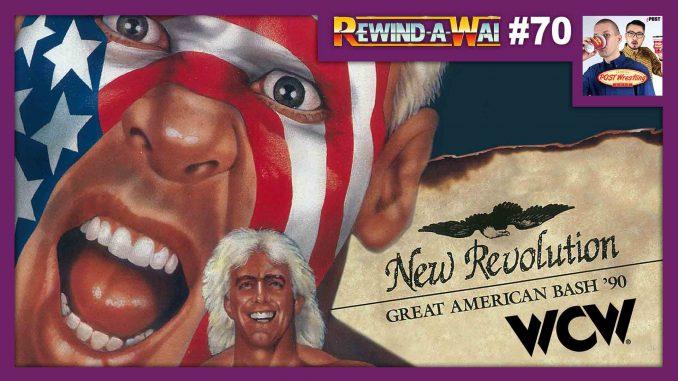 REWIND-A-WAI #70: NWA Great American Bash 1990