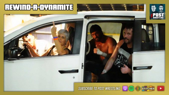 Rewind-A-Dynamite 9/16/20: Parking Lot Fight, USA Network head leaving, Daniel Cormier