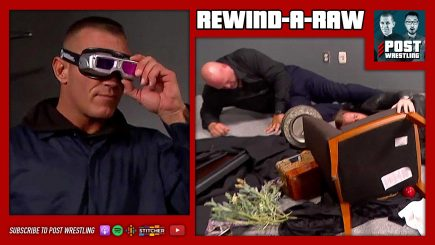 "Rewind-A-Raw 9/28/20: ""Those Are Night Vision Goggles"""