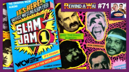 REWIND-A-WAI #71: WCW Slam Jam Vol. 1 (1992)