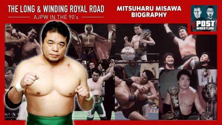 L&WRR #4: Mitsuharu Misawa Biography w/ Hisame