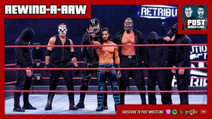 Rewind-A-Raw 10/5/20: Ali-Retribution, Netflix-GLOW, NXT TakeOver