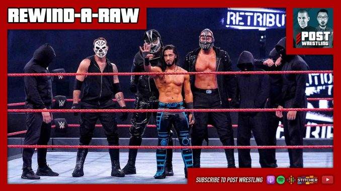Rewind-A-Raw 10/5/20: Ali-Retribution, Netflix-GLOW, NXT TakeOver