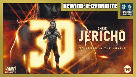 """Rewind-A-Dynamite 10/7/20: """"Y30-J"""", Dog Collar, This Week in Florida"""