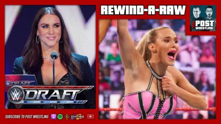 Rewind-A-Raw 10/12/20: Lana is the Best, Lana #1 Contender (WWE Draft)