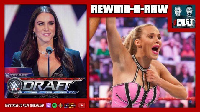 Rewind-A-Raw 10/12/20: Lana is the Best, Lana #1 Contender (WWE Draft)