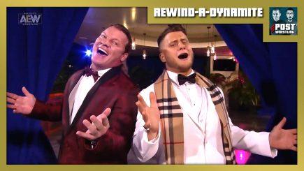 Rewind-A-Dynamite 10/21/20: Le Dinner Debonair, Latest COVID-19 news